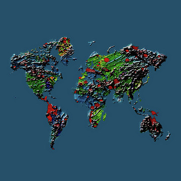 World Maps Collection