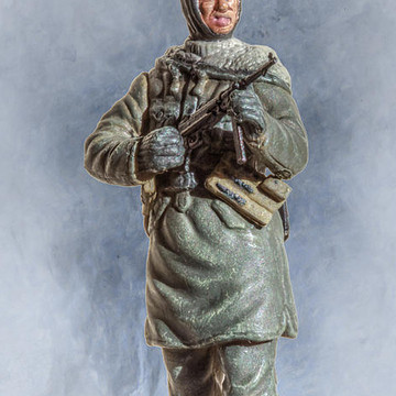 World War II Scale Models Collection