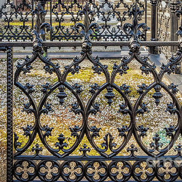 Wrought Iron - Cast Iron - Metals Collection