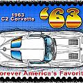 Year-By-Year C2 Corvettes 1963 - 1967 Collection