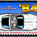 Year-By-Year C4 1984-1996 Corvettes Collection