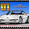 Year-By-Year C5 Corvettes 1997 - 2004 Collection
