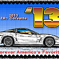 Year-By-Year C6 Corvettes 2005 - 2013 Collection