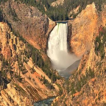 Yellowstone Waterfalls Collection