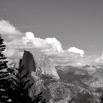 Yosemite - BW Collection