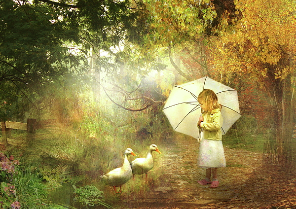 Trudi Simmonds -  Autumns Path