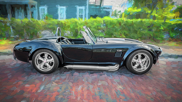 Rich Franco - 1965 Ford AC Cobra Painted