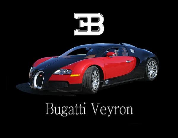 2010 Bugatti Veyron Painting