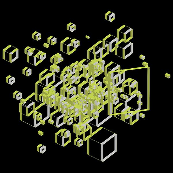 Amir Faysal - 3D Futuristic BG III