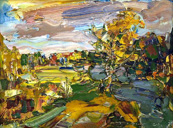 Nikolay Malafeev - Autumn