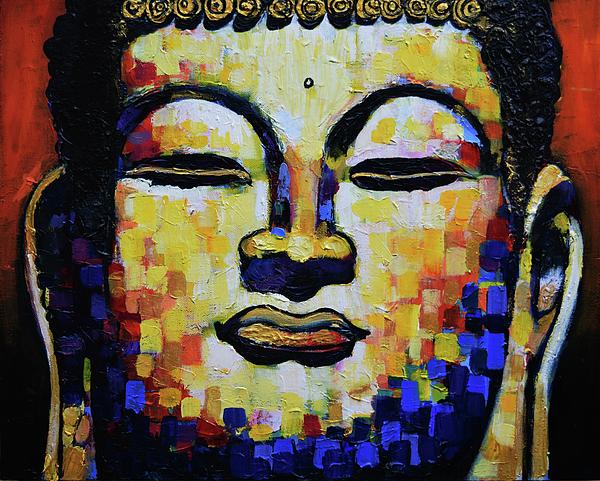 Stephen Humphries - Buddha Head