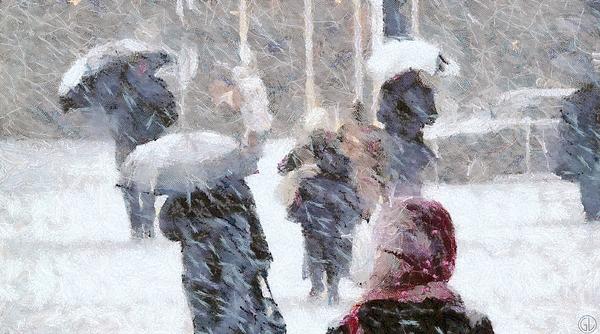 Gun Legler - First snow