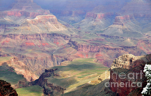 Debby Pueschel - Grand Canyon 2