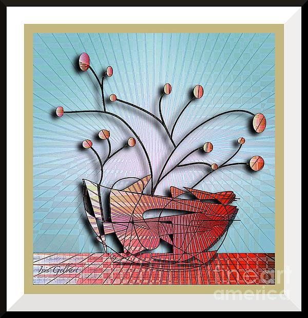 Iris Gelbart - House plant #6