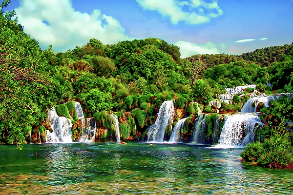 Anthony Dezenzio - Krka National Park