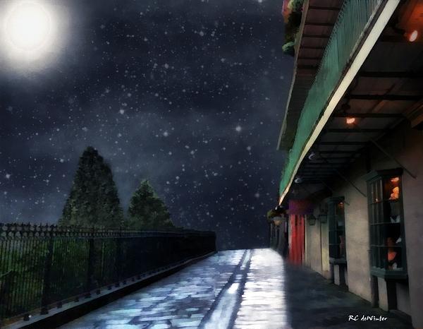RC deWinter - Nightwalk