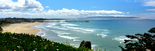 Paul Schneider - Pismo Beach Pier Panorama