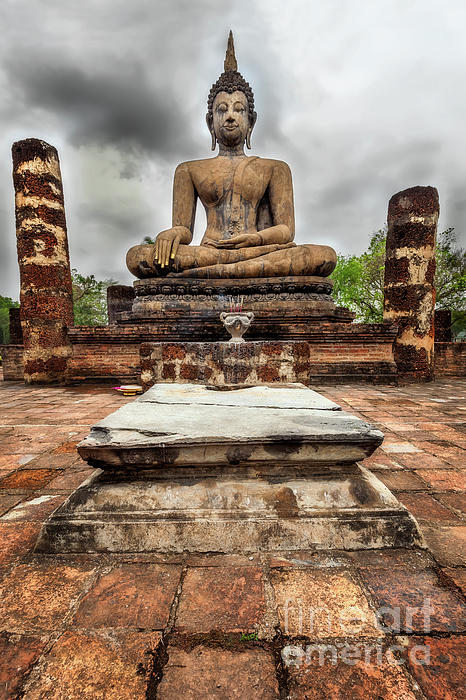 Adrian Evans - Sukhothai Historical Park