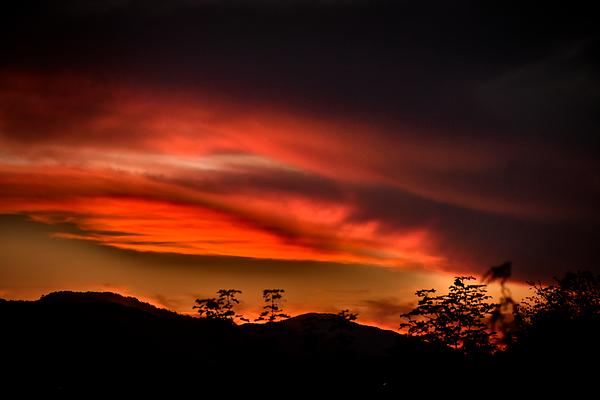 Alessandro Della Pietra - Sunset