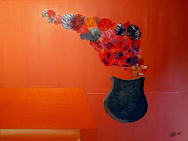 Bill OConnor - The Blue Vase