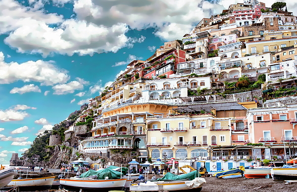 Anthony Dezenzio - Village of Positano