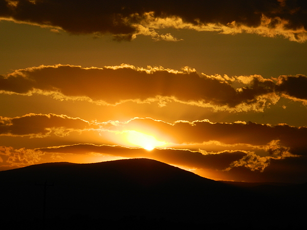 Arlane Crump - Virginia Sunset