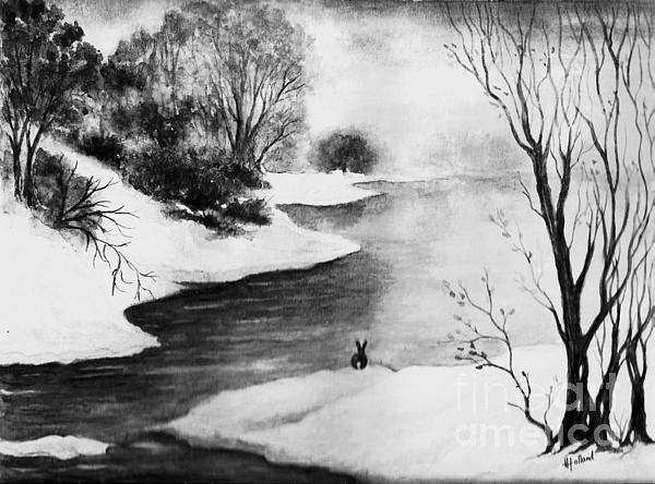 Hazel Holland - Winter Stillness