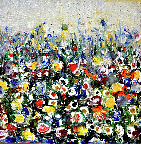 Anand Swaroop Manchiraju - Flowers Flowers And Flowers