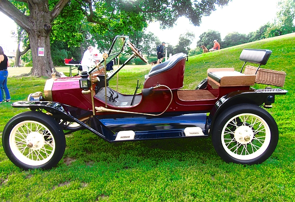 Stephanie Moore - 1914 Model T Ford