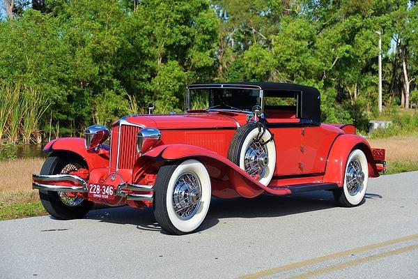 Don Columbus - 1930 Cord L29 Convertible Coupe