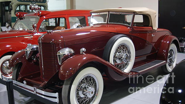 Rob Luzier - 1930 DuPont Model G Convertible...   #