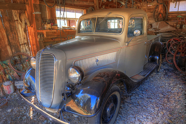 Donna Kennedy - 1937 Ford Pickup Truck