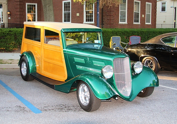 Karen Silvestri - 1941 Ford Woody