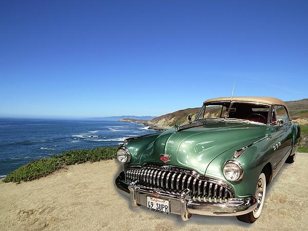 Deb Breton - 1949 Buick Super 8 Convertible