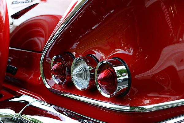 Paul Ward - 1958 Impala tail lights