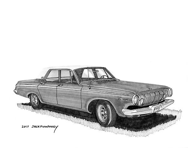 Jack Pumphrey - 1963 Dodge 440 Sedan