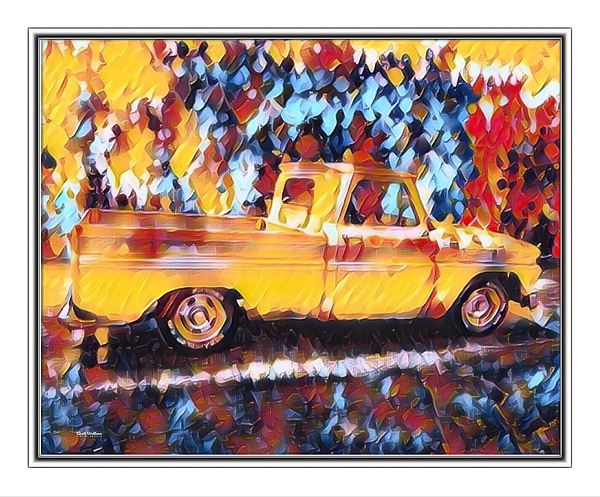 Scott Wallace - 1965 Chevy C10 Colorful