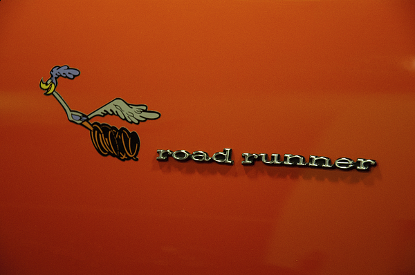 Chris Flees - 1969 Plymouth Road Runner A12 front quarter pannel