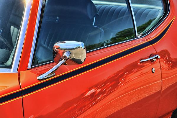 Allen Beatty - 1969 Pontiac G T O