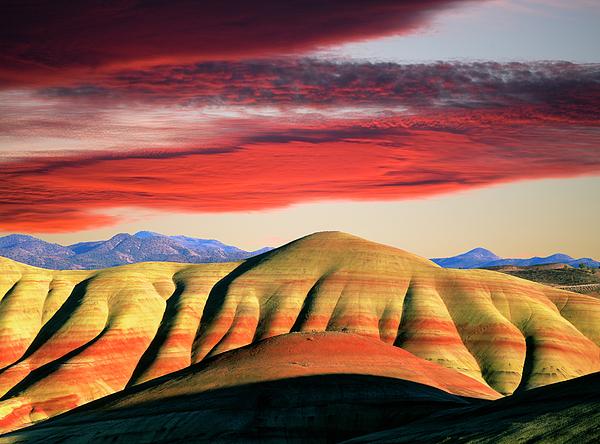 Buddy Mays - John Day Fossil Beds, Oregon