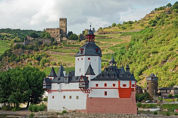 Sally Weigand - Pfalz Castle