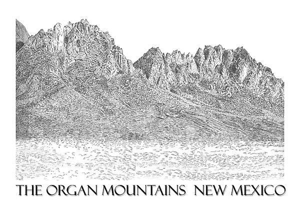 Jack Pumphrey - The Organ Mountains