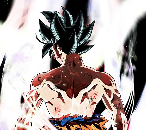 Avatar 2 Kumar: Goku Greeting Card For Sale By Pawan Kumar