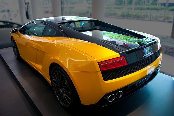 Lamborghini Farben