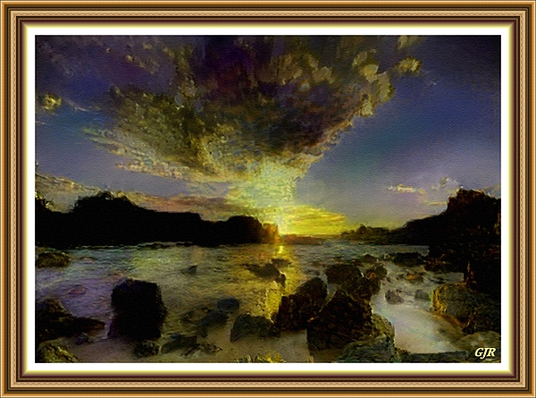 Gert J Rheeders - Glory Be To The Father, Glory Be To The Son, Glory Be To The Holy Ghost. L A S - Hudson River Style