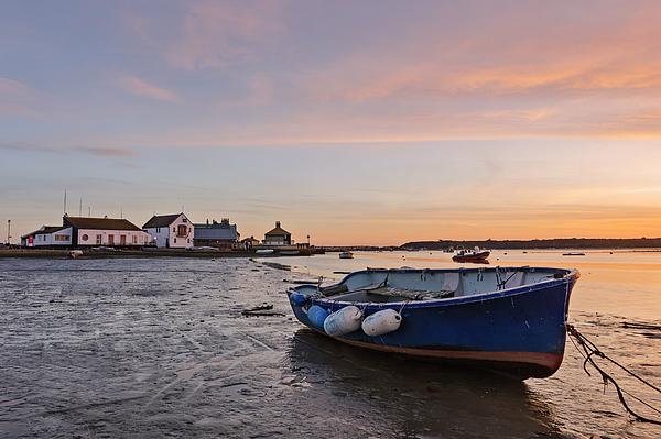 Joana Kruse - Mudeford Quay - England