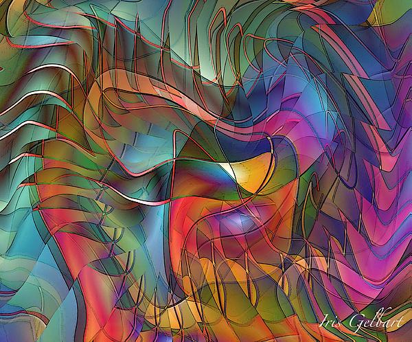 Iris Gelbart - Motion