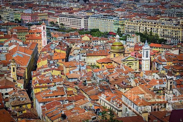 Liesl Walsh - 5 Steeples in Old Town Nice, France