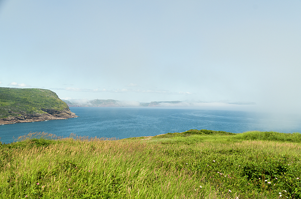 Bob Corson - View from Cape Spear Walking trails 9