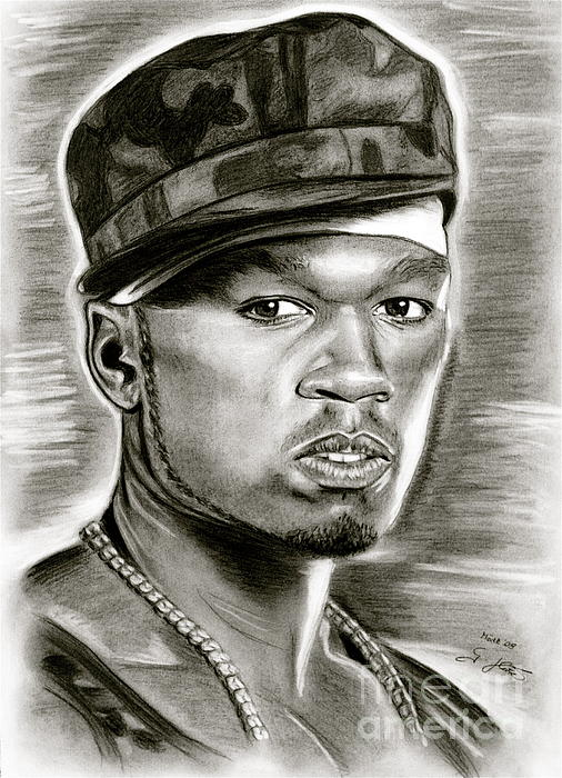 50 Cent Drawing
